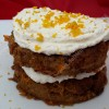 Carrot Cake - Vegan & Free-From!