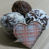 Caramel Dairy Free Truffles... Valentines treat or eat them all myself!