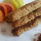 Breakfast Sticks Churros Style... Free From Dairy, Egg & Gluten