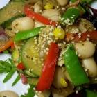 V= Versatile Vegetables!