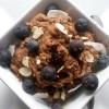 Chocolate Breakfast Sadza (maize porridge)