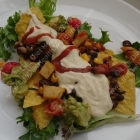 Mexican Nacho Feast... 3 recipes!