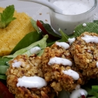 Green Banana Nut Cutlets - Vegan & Free-From