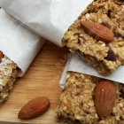 Homemade Cereal Bars (Vegan & Free-From)