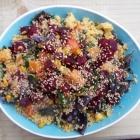 Sizzling Shiraz Salad!