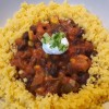 Smoky Veg Bean Chili