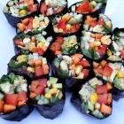 Not your average sushi...