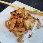 Salt 'n' Chili Tofu