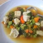 Tofu veg bowl