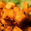Sizzling Marinated Tofu