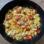 New website! New recipes! Frittata!