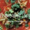 Need an Energy Boost? - Make this Veg Soup