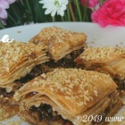 Make Mother's Day with this sweet nutty baklava