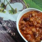 Smoky Lentil & Bean Casserole