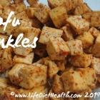 Tofu Sprinkles!