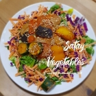 Satay Vegetables