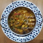 Vegetable Curry with Marrow