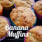 You'll love these easy Banana Muffins!