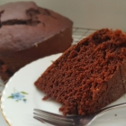Store-cupboard Chocolate Cake!