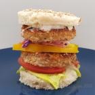 Vegan Vegetable & Tofu Burgers