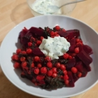 Beetroot, Chickpea & Spinach Curry