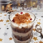 5 minute Black-forest trifle - make everyone love you!