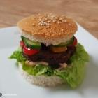 The ultimate veggie burger everyone will love & enjoy