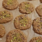To-do list Pistachio and Chocolate Cookies you will love